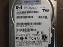HP MBD2300RC CA07068-B20100CP Rev.No. A3 Rev A  FW:HDP4 300gb SAS