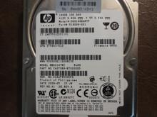 HP MBE2147RC CA07068-B70200DD Rev.No. A1 Rev A  FW:HPD0 146gb SAS