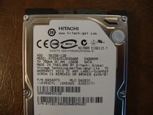 Hitachi HTS542512K9SA00 PN:0A54973 MLC:DA2031 120gb Sata (Donor for Parts) 071021BB0200WBGMAG8C