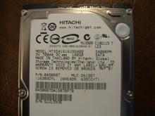 Hitachi HTS541616J9SA00 PN:0A50687 MLC:DA1587 160gb Sata (Donor for Parts) GJJL5X3E