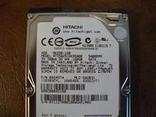 Hitachi HTS542516K9SA00 PN:0A54974 MLC:DA2031 160gb Sata  (Donor for Parts) (GHELMXC)