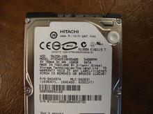Hitachi HTS542516K9SA00 PN:0A54974 MLC:DA2031 160gb Sata  (Donor for Parts) (GHVDTGC)