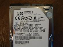 Hitachi HTS542516K9SA00 PN:0A54874 MLC:DA2010 160gb Sata  (Donor for Parts) WGJR5NDC