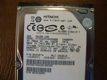 Hitachi HTS542516K9SA00 PN:0A54874 MLC:DA2010 160gb Sata  (Donor for Parts) WCCKW25G