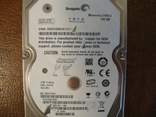 Seagate ST9160310AS 9EV132-188 FW:0303 WU 160gb Sata (Donor for Parts) 5SV1FP5A