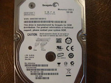 Seagate ST9160310AS 9EV132-188 FW:0303 WU 160gb Sata (Donor for Parts)