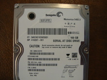 Seagate ST9160821AS 9S1134-020 FW:3.BHD WU 160gb Sata (Donor for Parts) 5MA1DSYC