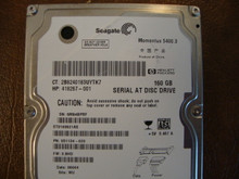 Seagate ST9160821AS 9S1134-020 FW:3.BHD WU 160gb Sata (Donor for Parts)