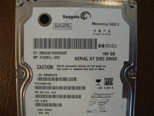 Seagate ST9160821AS 9S1134-022 FW:3.BHE WU 160gb Sata (Donor for Parts) 5MABKGCV