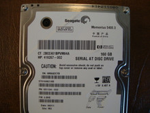 Seagate ST9160821AS 9S1134-022 FW:3.BHE WU 160gb Sata (Donor for Parts) 5MAADCYB
