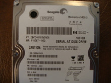 Seagate ST9160821AS 9S1134-022 FW:3.BHE WU 160gb Sata (Donor for Parts) 5MA6392J