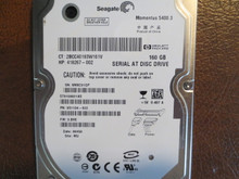 Seagate ST9160821AS 9S1134-022 FW:3.BHE WU 160gb Sata (Donor for Parts) 5MAC91GP