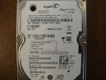 Seagate ST9160821AS 9S1134-031 FW:3.CDE WU 160gb Sata (Donor for Parts) 5MAA2VAV