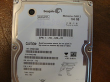 Seagate ST9160821AS 9S1134-142 FW:3.ALC WU 160gb Sata (Donor for Parts) 5MAB1KKE