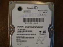 Seagate ST9160821AS 9S1134-142 FW:3.ALC WU 160gb Sata (Donor for Parts) 5MAC3MW9
