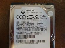 Hitachi HTS542520K9SA00 PN:0A54975 MLC:DA2031 200gb Sata (Donor for Parts) 080228BB0D00WHGB4H3C (Title)
