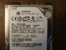 Hitachi HTS542520K9SA00 PN:0A54975 MLC:DA2031 200gb Sata (Donor for Parts) 080716BB6D00WHCB3M9G (Title)
