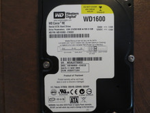 WD WD1600SD-01KCC0 DCM:HSBHYTJAH 160gb Sata (Donor for Parts)
