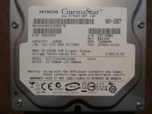 Hitachi HCS721616PLA380 PN:0A33494 MLC:BA2358 160gb Sata Z9T7XM0U