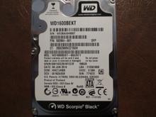 Western Digital WD1600BEKT-60A25T1 DCM:HHCTJHBB 160gb Sata