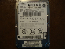 Fujitsu MHS2030AT CA06272-B70300AP 040D-8105 Apple# 655-1059 30gb IDE/ATA