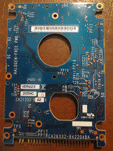 Fujitsu MHV2080AT 80gb CA06557-B30300SN (0DDEAB-00000096) IDE/ATA PCB