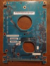 Fujitsu MHV2060AT PL 60gb CA06557-B39100TW (09DE5A-000000A0) IDE/ATA PCB