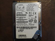 Hitachi HTS428030F9AT00 B/A0C0 A/A AJA00 REV A00 30gb IDE/ATA 72CNA2273870 (T)