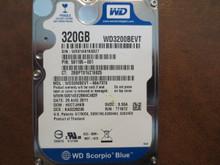 Western Digital WD3200BEVT-60A23T0 DCM:HECTJHKB 320gb Sata