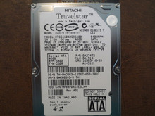 Hitachi HTS541040G9SA00 PN:0A27472 MLC:DA1519 FW:C60R 40gb Sata MPBBP0X2JE6LXM (T)