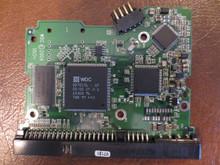 WD WD1200JB-00GVA0 2061-701265-200 AD DCM:DSBANTJAA 120GB IDE/ATA PCB