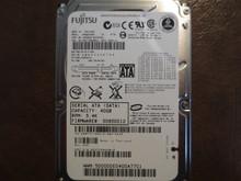 Fujitsu MHW2040BH CA06820-B30000DL 0FFFBA-00850012 40gb Sata NZ0TT6B25MLB (T)