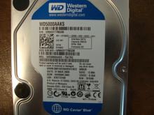 WESTERN DIGITAL WD5000AAKS-75A7B2 DCM:HHRNNTJMH SATA 500GB