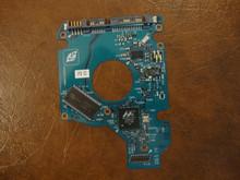 TOSHIBA MK1234GSX HDD2D31 C ZK01 T 010 A0/AH001A 120GB SATA PCB 67DWT1FXT