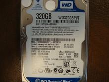 Western Digital WD3200BPVT-55ZEST0 DCM:HHCTJHBB Sata 320gb
