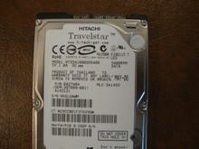 HITACHI HTS541080G9SA00 MLC:DA1493 PN:0A27484 80GB SATA XKGLG4WM