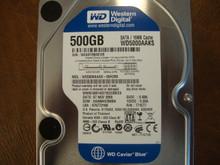 WESTERN DIGITAL WD5000AAKS-00H2B0 DCM:HANNHV2MBN SATA 500GB