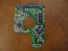 WD WD800BEVS-00RST0, 2061-701450-Z00 AF, DCM: FHYTJHNB PCB (T)