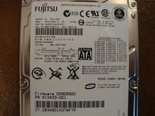 FUJITSU MHV2100BH PL, CA06672-B25500C1 (0BDC6B-0080892C) 100GB
