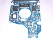 TOSHIBA MK6021GAS, HDD2183 F ZE01 T, 60GB, ATA/IDE PCB 190438192506