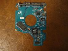 TOSHIBA MK1234GSX, HDD2D31 F ZK01 S, 120GB, SATA PCB