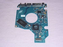 TOSHIBA MK1234GSX, HDD2D31 B ZK01, 120GB, SATA PCB 360277710963