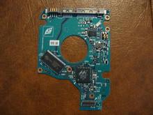 TOSHIBA MK1034GSX, HDD2D37 S ZK01 S, 100GB, SATA PCB