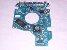 TOSHIBA MK1032GSX, HDD2D30 V ZK01 T, 100GB, SATA PCB