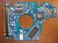 "Toshiba MK8026GAX (HDD2191 F ZE01 T) 110 A0/PA001G 80gb 2.5"" IDE/ATA PCB"