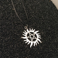 Supernatural Anti-Possession Symbol Pendant