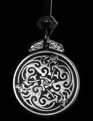 Triple Celtic Dragons