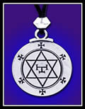 The Hexagram of Solomon