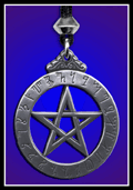 Witches' Runes Pentacle