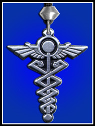 Caduceus The Healer's Staff